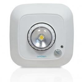 Luz de cortesía para armarios con sensor de movimiento