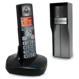 Portero audio sin cables con función teléfono - Avidsen Ora